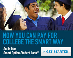 Now You Can Pay For College The Smart Way Sallie Mae Smart Option Student Loan Get Started
